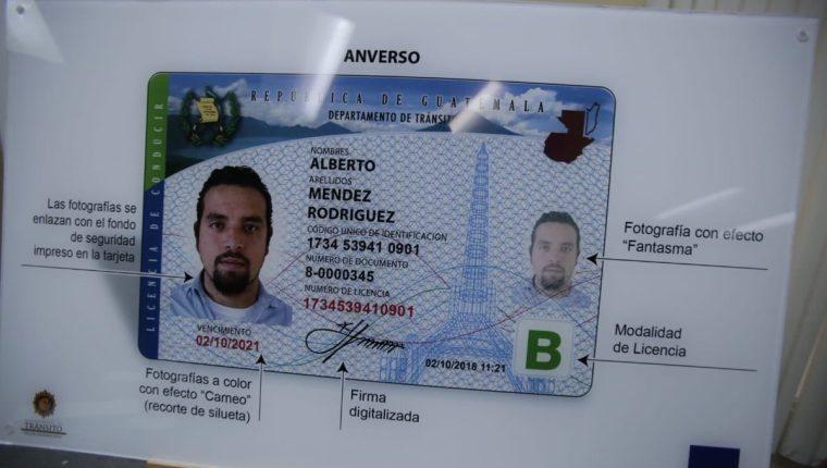 Maycom seguirá emitiendo licencias de conducir otros 7 años. (Foto: Hemeroteca PL)