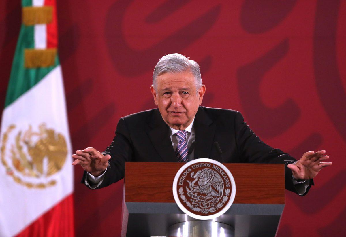 López Obrador urge a Nancy Pelosi a aprobar el T-MEC