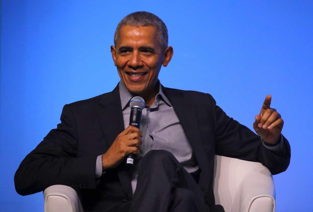 """""""Si las mujeres gobernaran, el mundo sería mejor"""": Barack Obama"""