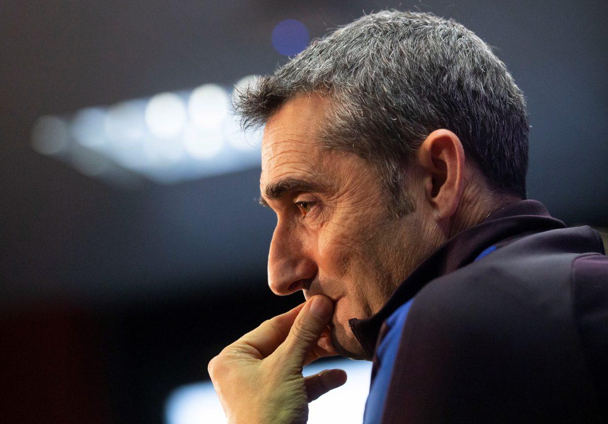 """Valverde: """"La eliminación en Liverpool fue un mazazo importante"""""""