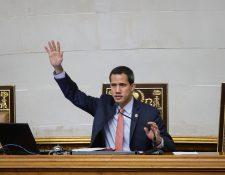 Juan Guaidó, intenta reimpulsar su liderazgo con su reelección como jefe de la unicameral Asamblea Nacional,