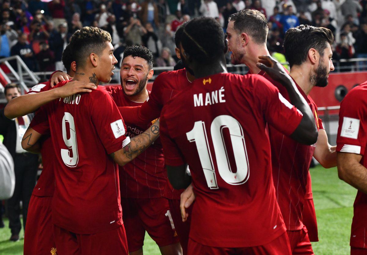 Firmino hunde al Monterrey y cita al Liverpool con el Flamengo en la final