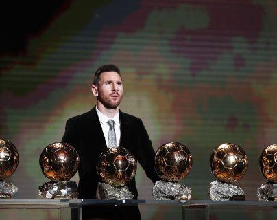 Lionel Messi tendrá un 2020 lleno de más retos con el Barcelona y Argentina. (Foto Prensa Libre: EFE)