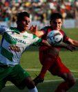 Andrés Lezcano fue subcampeón con Antigua GFC en el pasado Torneo Apertura. (Foto Prensa Libre: Hemeroteca PL)