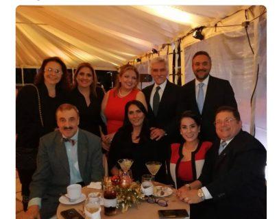 Minex gastó Q71 mil en recepción anual con allegados al Gobierno de Jimmy Morales