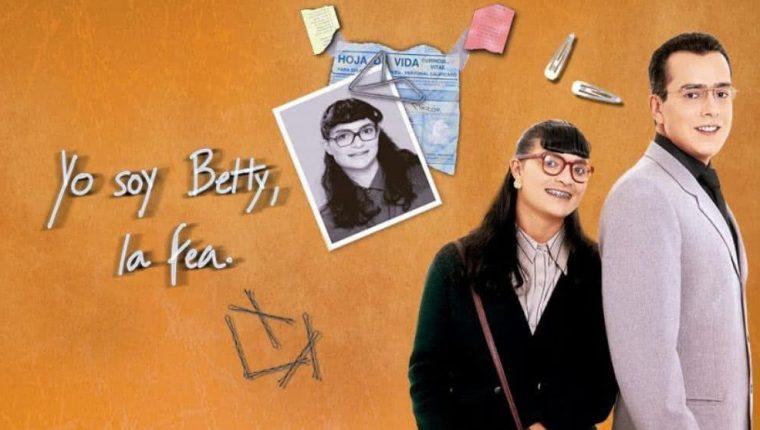 """""""Yo soy Betty, la fea"""" es una de las telenovelas más exitosa de los últimos años. (Foto Prensa Libre: Hemeroteca PL)."""