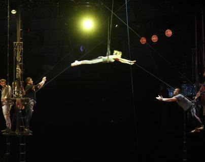 Fotogalería: La magia del Cirque du Soleil, con su espectáculo OVO, se vive en Guatemala