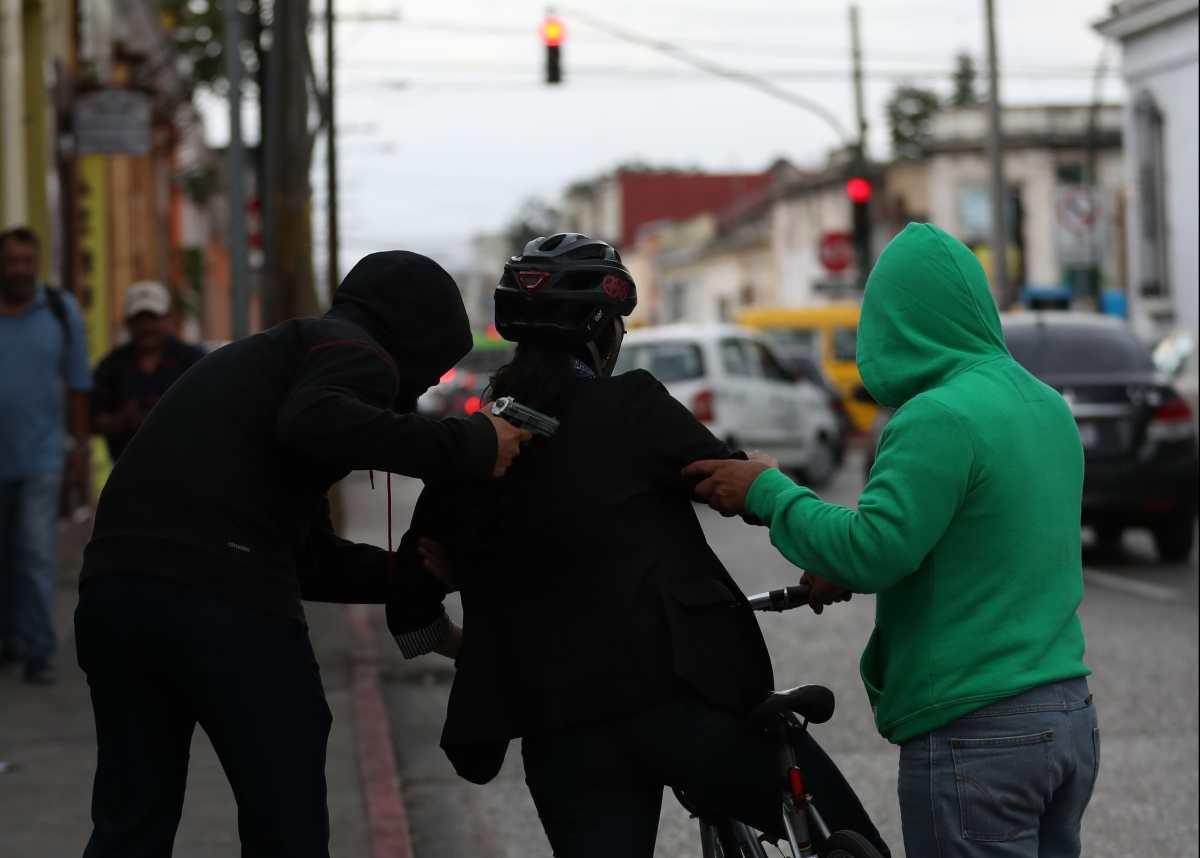 Bicicletas robadas: Los inquietantes testimonios que evidencian que el problema aumenta en Guatemala
