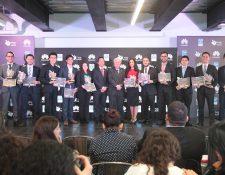 Huawei por medio de su programa Seeds for the Future  llevará a 10 estudiantes guatemaltecos a su planta motriz en China. Foto Prensa Libre: Norvin Mendoza