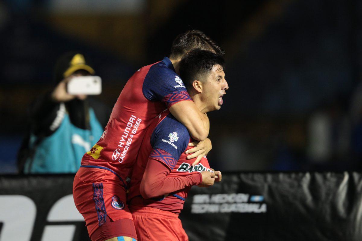 Alejandro Díaz recuerda el golazo que anotó en el clásico 309