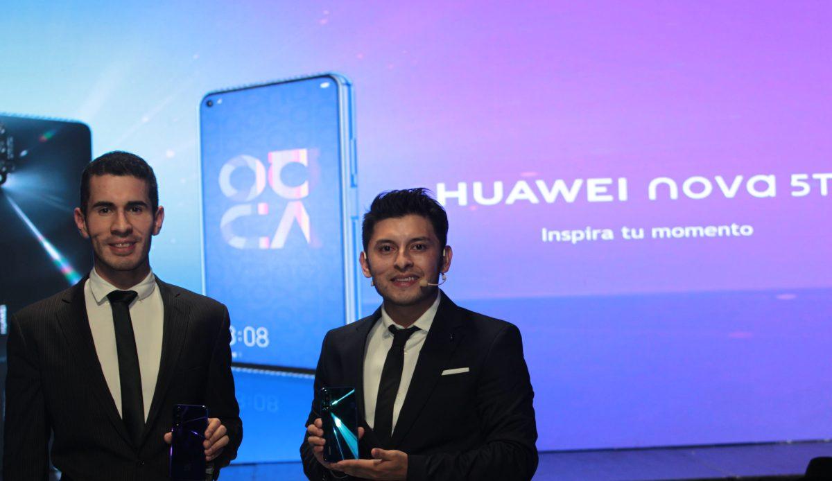 Huawei muestra a su nueva estrella, que incluye cuatro cámaras fotográficas