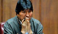 El expresidente Evo Morales dijo que se sentía más cómodo en Argentina luego de abandonar México. (Foto Prensa Libre: AFP)