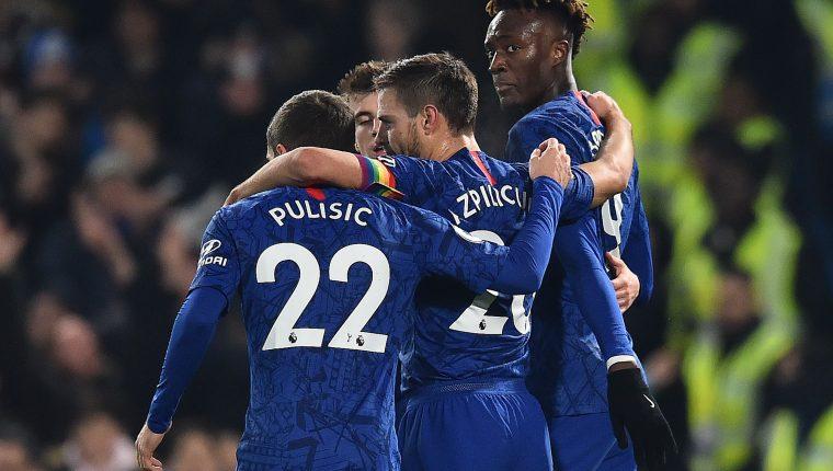 El Chelsea alega que la Fifa tuvo un trato distinto. (Foto Prensa Libre: AFP)