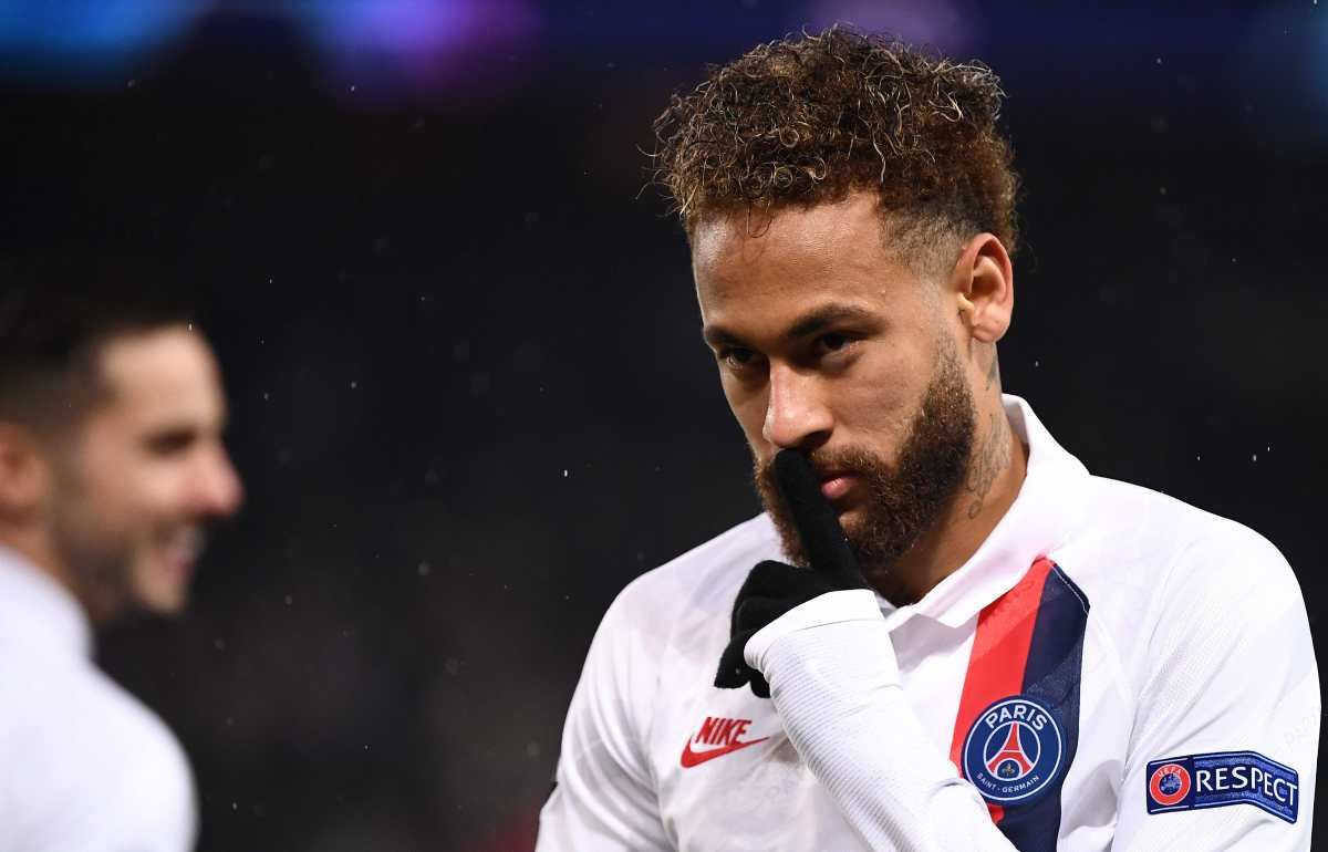 """Neymar: """"Mi prioridad es el PSG"""""""