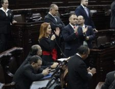 Alejandra Carrillo, diputada independiente, presentó el 27 de noviembre su renuncia a su curul en el Congreso argumentando motivos personales. (Foto, Prensa Libre: Hemeroteca PL).