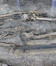 ¿Vikingo o eslavo? ¿Cuál era la verdadera identidad de este hombre? / NJ SAUNDERS