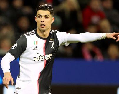 Cristiano Ronaldo espera enfrentarse con su exequipo, el Real Madrid. (Foto Prensa Libre: EFE)