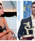 Georgina Rodríguez le ha mostrado su apoyo nuevamente a Cristiano Ronaldo. (Foto Prensa Libre: Instagram @georginagio)