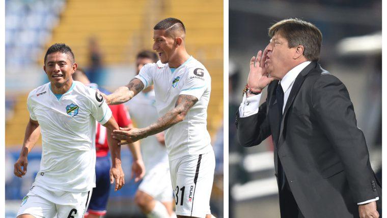 Comunicaciones se enfrentará al América en la Concachampions. (Foto Prensa Libre: Francisco Sánchez y Hemeroteca PL)