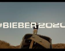 """El """"regalo de Navidad"""" de Justin Bieber. Foto tomada del video"""
