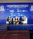 Crear una mesa de coordinación para combatir la pirateria, fue una de las conclusiones del evento. (Foto Prensa Libre: Urías Gamarro)