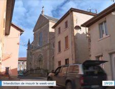 Vista del pueblo La Gresle, Francia. (Foto Prensa Libre: telethon.fr).