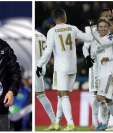 El entrenador Pep Guardiola se enfrentará de nuevo al Real Madrid. (Foto Prensa Libre: AFP y EFE)