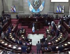El Congreso reinicia labores el 14 de enero próximo. (Foto Prensa Libre: Hemeroteca PL)