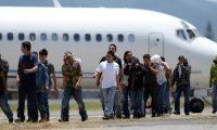 Migrantes deportados tendrán opción a una mejor atención a su retorno al país con la implementación de la política. (Foto Prensa Libre: Hemeroteca PL)
