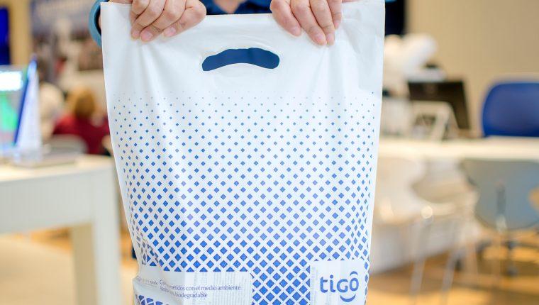 Tigo ha iniciado cambios en su organización que benefician el medio ambiente. Foto Prensa Libre: Cortesía
