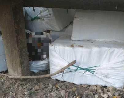 Autoridades localizan armas y droga en el norte del país