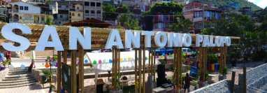 San Antonio Palopó, Sololá, es uno de los destinos que el Inguat busca potenciar como destino. (Foto Prensa Libre: Inguat)
