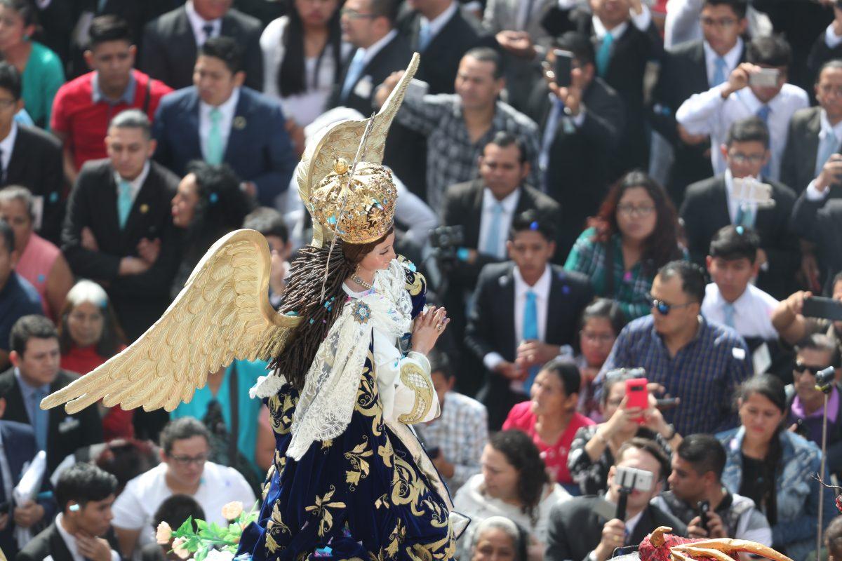 Fotogalería: católicos celebran a la Virgen de la Inmaculada Concepción