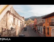 Ed Sheeran muestra a Guatemala en el video de su canción Put It All On Me. Foto tomada del video de la cuenta oficial en Youtube