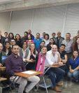 Más de 50 emprendedores guatemaltecos formaron parte del programa Empréndete Guate 2019. (Foto Prensa Libre: Cortesía)