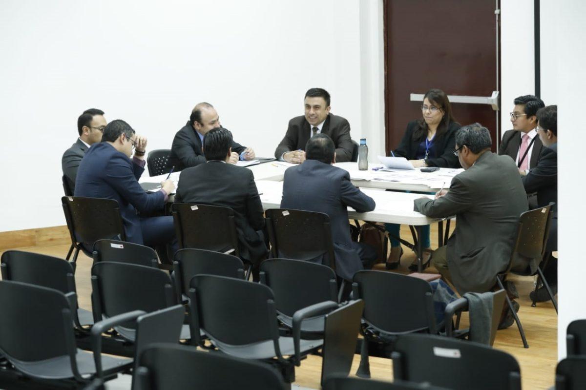Comienza la evaluación de jueces y magistrados con interés de postularse a la CSJ o a salas de Apelaciones