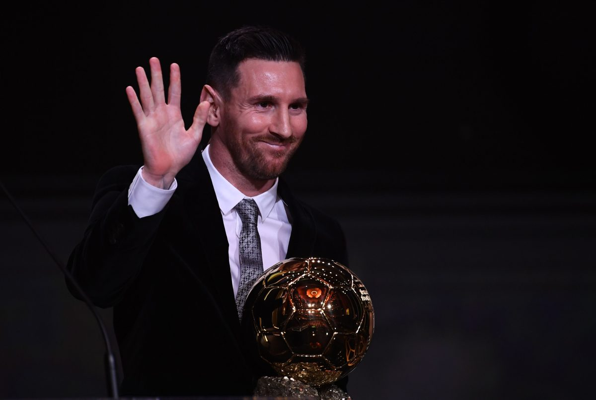 "Messi: ""Se va acercando el momento de la retirada"""