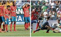 Los rojos no le han podido ganar a Antigua en las últimas dos finales disputadas. (Foto Prensa Libre: Hemeroteca PL)