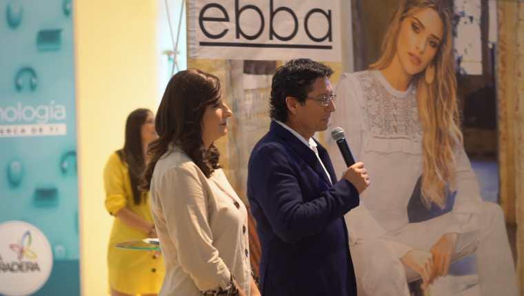La marca colombiana Ebba llega a nuestro país. Foto Prensa Libre: Cortesía