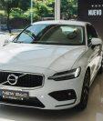 El nuevo Sedán de Volvo mantiene la elegancia, deportividad y exclusividad de la marca. Foto Prensa Libre: Cortesía.