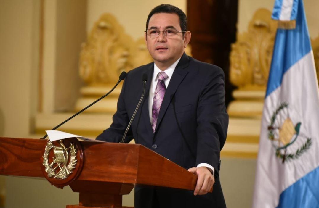 MP revela los casos que investiga en los que podría estar implicado Jimmy Morales