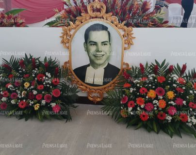 El papa Francisco ordenó la beatificación de James Miller, hermano de La Salle, en 2018. (Foto Prensa Libre: Mike Castillo)