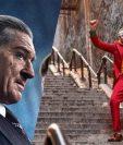 The Irishman y Joker podrían llevarse un Óscar. (Foto Prensa Libre: Forbes)