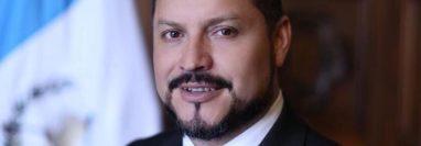 Josué Edmundo Lemus Cifuentes será el próximo ministro de Comunicaciones,  de Alejandro Giammattei. (Foto Prensa Libre: Facebook)