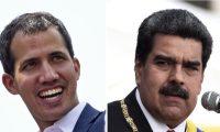 Juan Guaidó Nicolás Maduro Venezuela