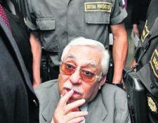 Byron Disrael Lima permanece en un hospital (Foto Prensa Libre: Hemeroteca PL)