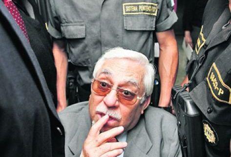 Fallece el coronel retirado Byron Lima Estrada, quien fue condenado en el caso Gerardi