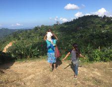 El estudio tomó como muestra la población de La Unión, Zacapa, y estableció que existe el riesgo de discapacidad por la falta de nutrientes en la alimentación de los niños y niñas menores de 5 años. (Foto Prensa Libre: Cortesía)