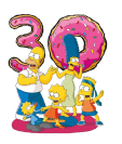 Este 17 de diciembre del 2019 Los Simpson cumplen 30 años de estar en la televisión. (Foto Prensa Libre: Esteban Arreola).