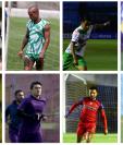 Ellos son los futbolistas que pueden marcar la diferencia en la gran final entre Antigua GFC y Municipal. (Foto Prensa Libre)